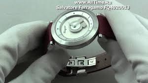 Обзор. Женские <b>наручные часы Salvatore</b> Ferragamo FQ4020013 ...