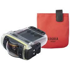 Купить Видеокамера Flash HD Pocket <b>Canon Legria Mini</b> Kit Red в ...
