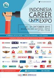 job fair career expo jakarta jadwal event info job fair career expo jakarta