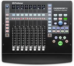 Купить DAW-<b>контроллер PRESONUS FaderPort 8</b> с бесплатной ...