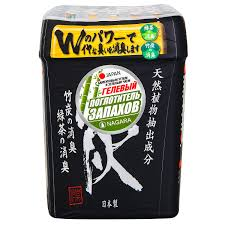 "<b>Поглотитель запаха</b> ""<b>Nagara</b>"", <b>гелевый</b>, с бамбуковым углем и ..."