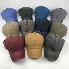 Men Women <b>Plain Curved</b> Sun Visor Baseball Cap Hat <b>Solid Color</b> ...