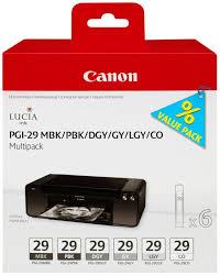 <b>Набор картриджей Canon PGI-29</b> MBK 4868B018 multicolor ...