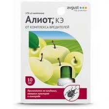 <b>Алиот</b>, КЭ, <b>10 мл</b>, средство от насекомых-вредителей «Август ...