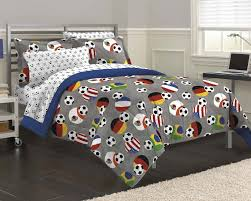 my room soccer fever teen bedding comforter set gray queen bedding sets twin kids