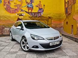 Тест драйв Opel Astra - <b>Love Story</b>