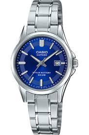 <b>Женские</b> кварцевые наручные <b>часы Casio LTS</b>-<b>100D</b>-2A2 купить ...