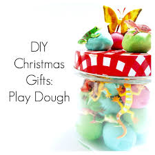 <b>DIY</b> Christmas Gifts: <b>Play Dough</b> - Oh <b>Creative</b> Day