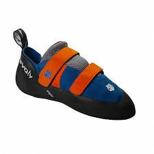 <b>Скальные туфли Evolv</b> Titan Blue/Orange - купить в КАНТе