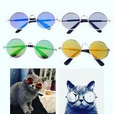 $1.75 AUD - <b>Fashion Pet Dog Goggles</b> Uv Sunglasses Sun Glasses ...