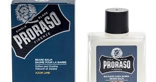 PRORASO <b>Бальзам для бороды</b> Azur Lime 100 мл — купить с ...