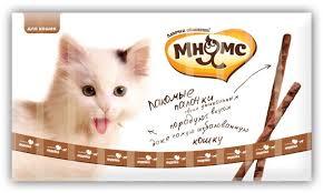 Купить со скидкой <b>Мнямс лакомые палочки для</b> кошек с индейкой ...