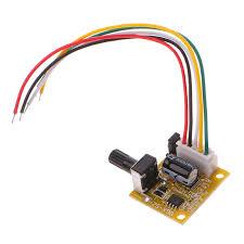 <b>DC</b> 5V 12V 2A 15W <b>Brushless Motor</b> Speed Controller <b>No Hall</b> ...