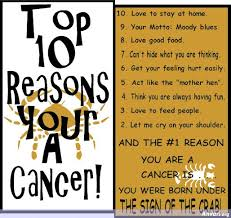 Zodiac Cancer | Quotes and Memes | Pinterest | Zodiac Cancer ... via Relatably.com