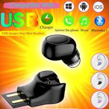 <b>X11</b> Magnetic USB Charger <b>Earphone Mini</b> Bluetooth <b>Wireless</b> ...