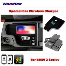 <b>Liandlee For BMW</b> 3 Series 316 320li Special Car Wireless Charger ...