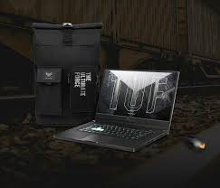 Обзор и тестирование <b>ноутбука ASUS TUF</b> Gaming Dash F15