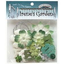 Blue Hills Studio - Irene's Garden - Potpourri <b>Paper</b> & <b>Flower</b> ...