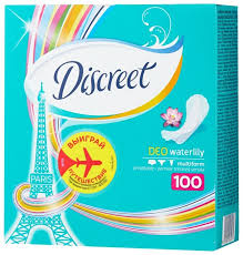 Купить <b>Discreet прокладки</b> ежедневные Deo Water Lily <b>Multiform</b> ...