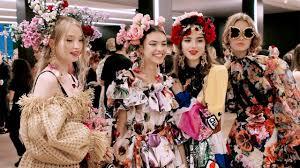 Dolce&Gabbana Spring <b>Summer 2019 Women's</b> Fashion Show ...