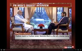 jiopolitics ten questions reliance s tv channel forgot to ask this is the third interview modi has given to the n media since he became pm and the pattern is clear either the pmo has very restrictive ground rules