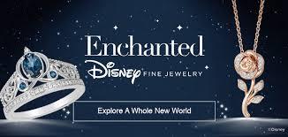 Enchanted Disney Fine <b>Jewelry</b>
