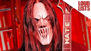 7 Unforgettable <b>Mick Thomson Slipknot</b> Moments - YouTube