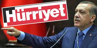 hürriyet logo erdogan ile ilgili görsel sonucu