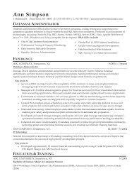 database resume examples database administrator resume samples resume sample job resume dishwasher resume sample job resume