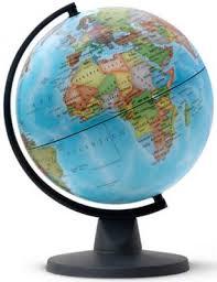 <b>Глобус MINI политический</b>, <b>диаметр</b> 16 см 0316MPOL — купить ...