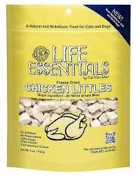 <b>Life Essentials</b> Chicken Littles <b>Freeze</b>-Dried Cat & Dog Treats, 5-oz ...