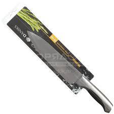 <b>Нож кухонный стальной Daniks</b> Мрамор YW-A156-CH поварской ...
