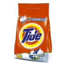 <b>Стиральный порошок TIDE Альпийская</b> свежесть 9кг — купить в ...