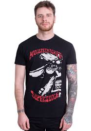 <b>Monster Magnet</b> - <b>Superjudge</b> - T-Shirt - Official Stoner Rock ...