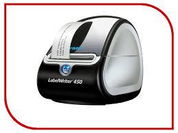Принтер dymo label writer 450 s0838770290710 стоимость