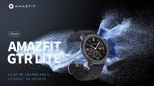 Amazfit GTR Lite 47mm New !!!