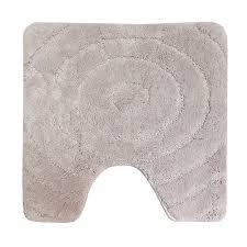 <b>Коврик для туалета La</b> Vita Джулия 55х55 см микрофибра розовый