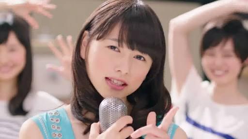 CMの桜井日奈子