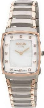 Купить <b>Женские часы Boccia Titanium</b> 3241-03 | Наручные часы ...