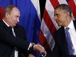 Obama and Putin at the G-8: So