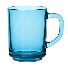 <b>Кружка</b> Pasabahce <b>Enjoy голубая</b>, 250мл цена