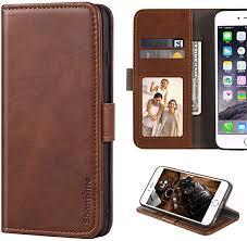 Cubot Note 20 Case, Leather Wallet Case with Cash ... - Amazon.com