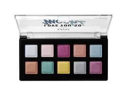 NYX Professional Make Up Love <b>You</b> So Mochi Eyeshadow Palette ...