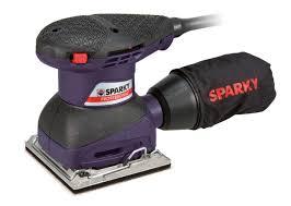 Сетевая вибрационная <b>шлифовальная машина SPARKY</b> MP 250 ...