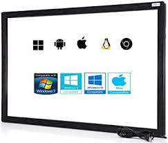 <b>55 inch</b> 10 Point Multi-Touch <b>Infrared</b> Touch Frame, <b>ir</b> Touch Panel ...