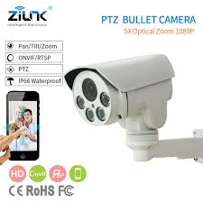 ZILNK <b>HI3516C</b>+<b>Sony IMX222 HD 1080P</b> Mini Bullet PTZ IP ...