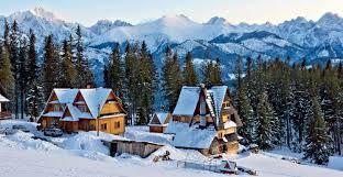Картинки по запросу Бялка Татранска. зимой