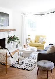 boho interior decor moroccan rug orangery