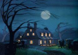 Glitter <b>Tomb</b> | <b>Halloween</b> pictures, <b>Halloween</b> house, <b>Vintage</b> ...
