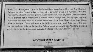 <b>elbow</b> - Dexter & Sinister (Official) - YouTube